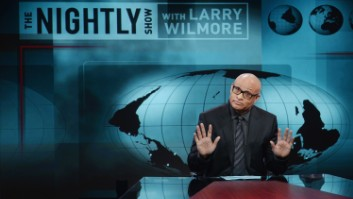 Larry Wilmore bombed at the White House
