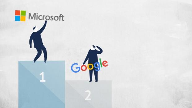 Latin American students prefer Microsoft to Google