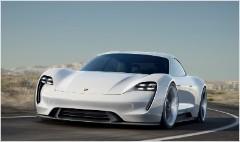 Porsche plans electric car to challenge Tesla