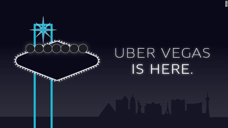 uber vegas