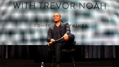 Cable news won't be safe from Trevor Noah