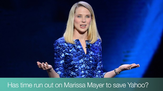 Should Yahoo CEO Marissa Mayer be fired?