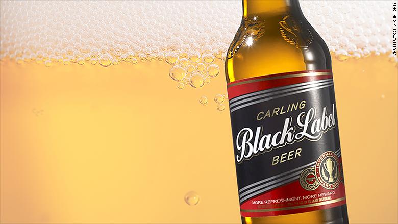beer companies carling