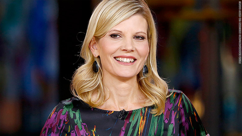 Kate Snow named Sunday anchor of 'NBC Nightly News'