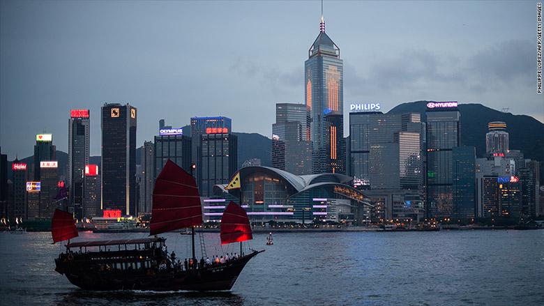 gallery working cities hong kong