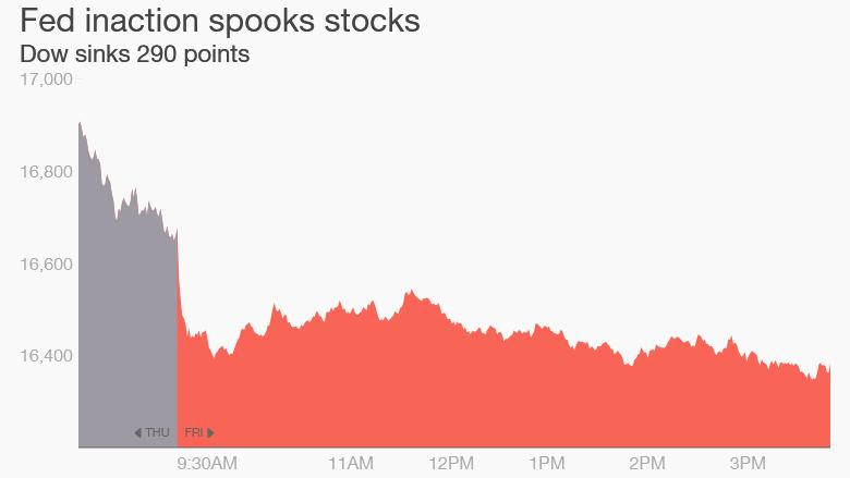 Dow selloff August 18