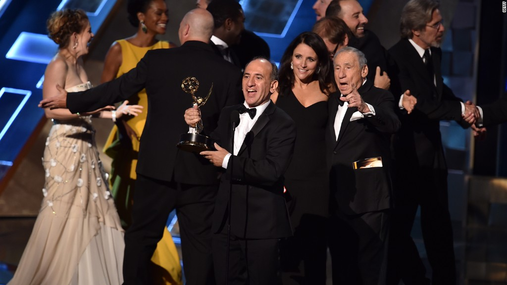 Best of the 2015 Emmy Awards