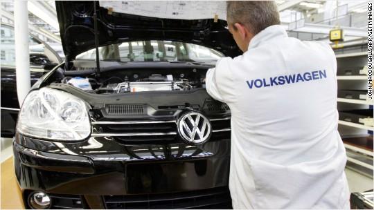Here's why VW's 'Dieselgate' won't hurt Detroit