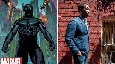 Ta-Nehisi Coates to author 'Black Panther' Marvel comic