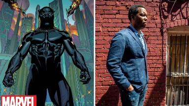 Ta-Nehisi Coates to author 'Black Panther' Marvel comic