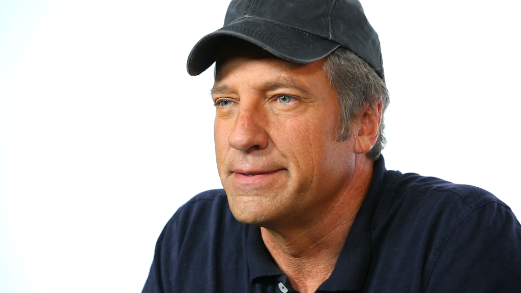 Mike Rowe answers the strangest job interview questions