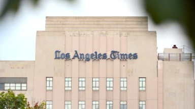 New report faults L.A. Times editor-in-chief for paper's woes