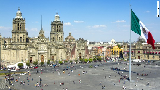 Mexico is Latin American winner as Brazil spirals