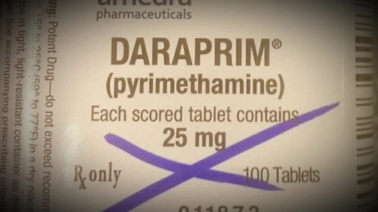 Drug that skyrocketed 5,000% hasn't come down in price
