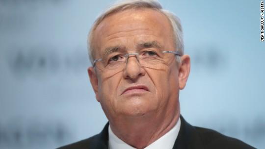Volkswagen's former boss gets $8.2 million payout