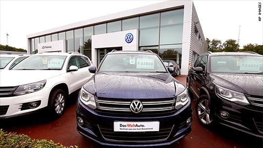 Volkswagen emission scandal could dent car prices
