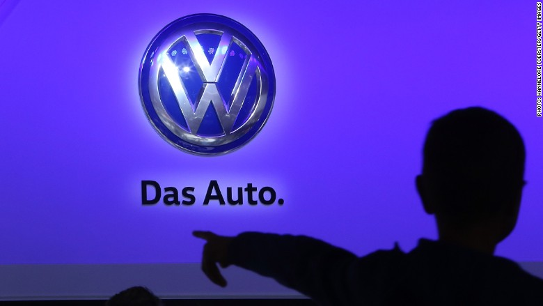 volkswagen sign