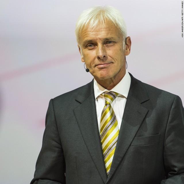 Volkswagen suspends 9 managers over diesel scandal