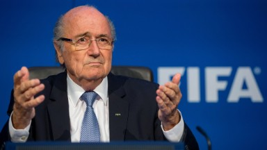 Coca-Cola, McDonald's want FIFA's Sepp Blatter out