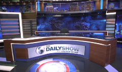 Trevor Noah talks new 'Daily Show'