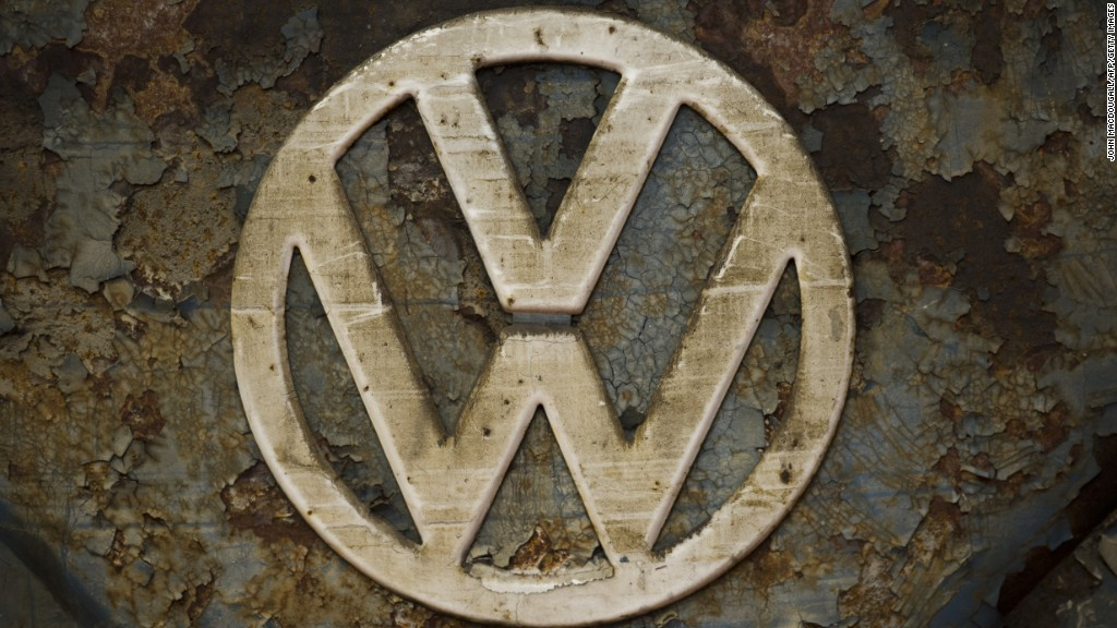 VW chief: Scandal is 'hard to believe'