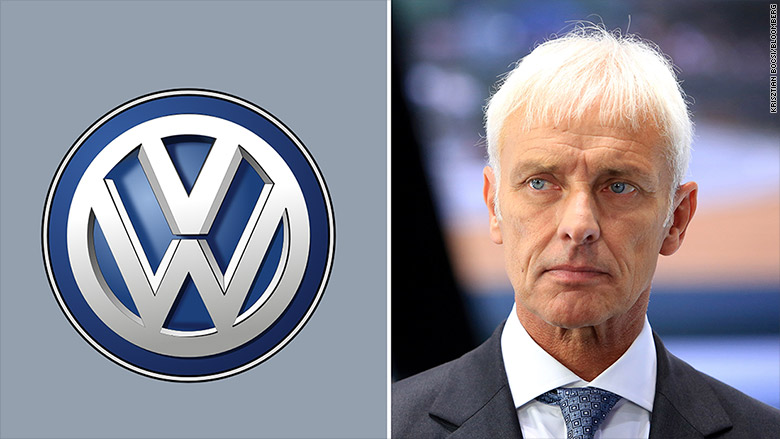 VW To Replace CEO Mueller With VW Brand Chief In Surprise Move