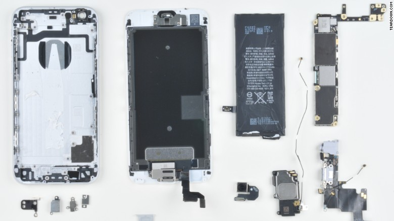 how to build a iphone 6