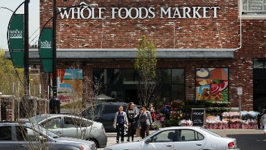 Whole Foods stock at half price