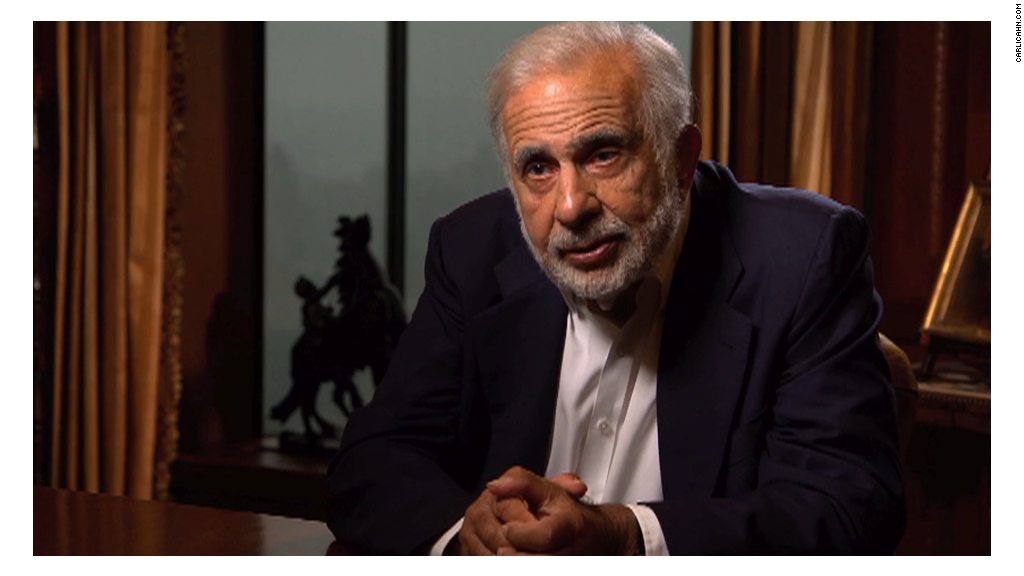 Watch the trailer for Carl Icahn's 'Danger Ahead'