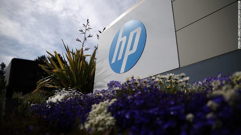 HP job cuts