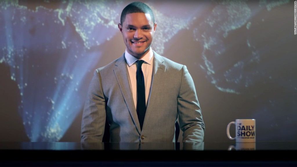 The best of Trevor Noah's first 'Daily Show'