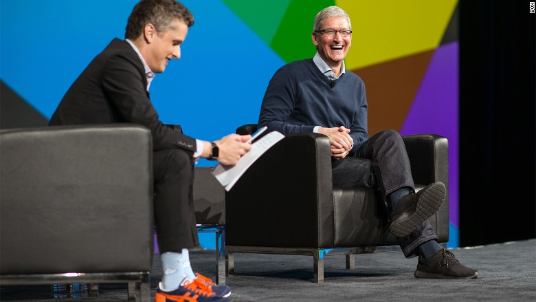 Tim Cook Boxworks