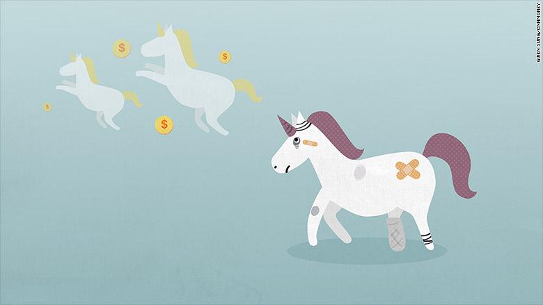 sad unicorn Custom GS