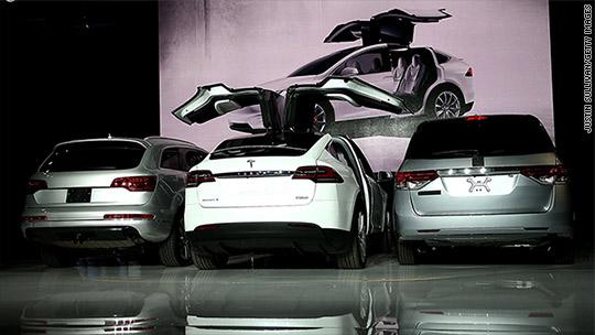 Inside Tesla's freaky Falcon Wing doors