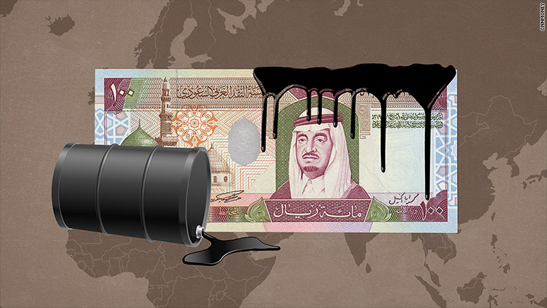 How long can the Middle East survive cheap oil?
