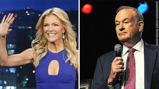 Megyn Kelly breaks Bill O'Reilly's decade long streak