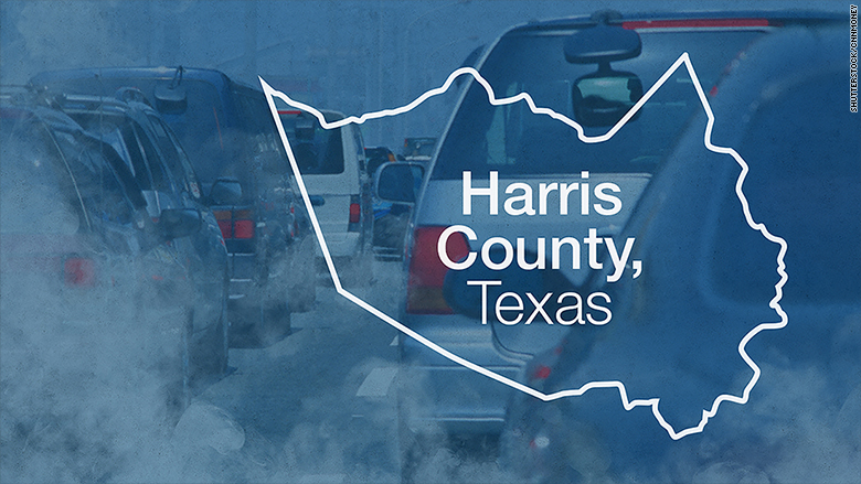harris county vw sue