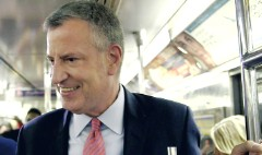 De Blasio: Restore the middle class by rewarding work, not wealth