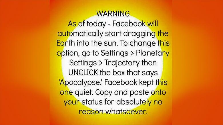 facebook hoax 1