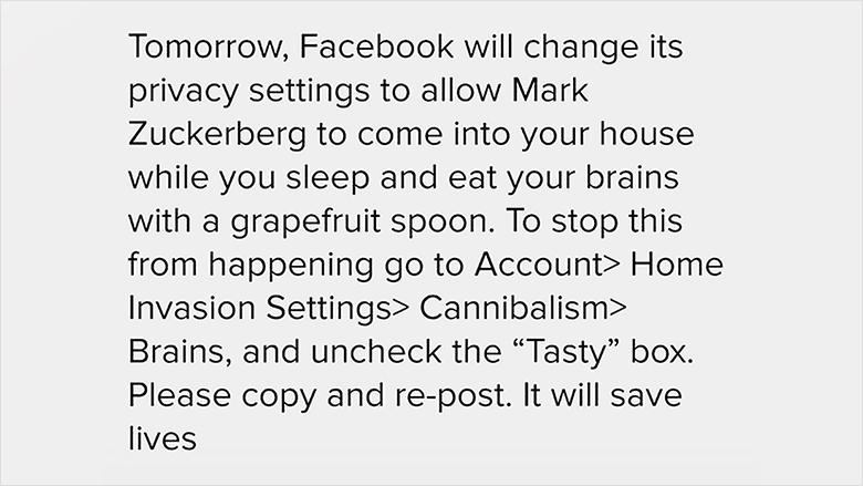 facebook hoax 3