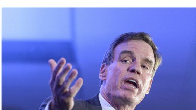 Mark Warner: The country is 'woefully unprepared' for cyber threats