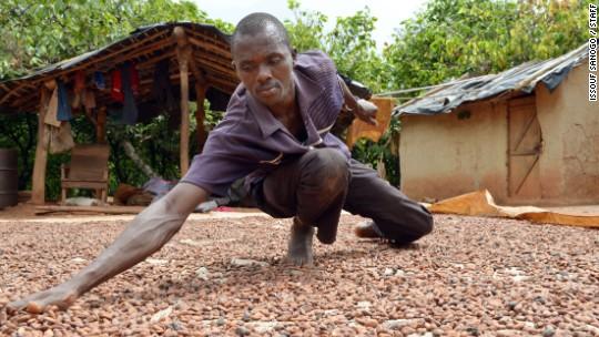 Hershey joins effort to help farmers in Africa