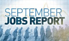 U.S. economy gains 142,000 jobs in September