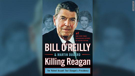 Bill O'Reilly's 'Killing Reagan' tops New York Times' list