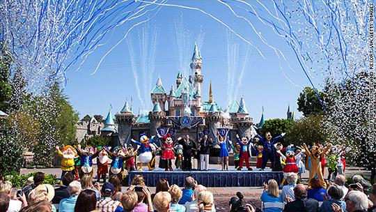 Disneyland hikes price of theme park passes over $1,000