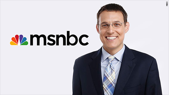 MSNBC has new roles for Steve Kornacki and Alex Wagner