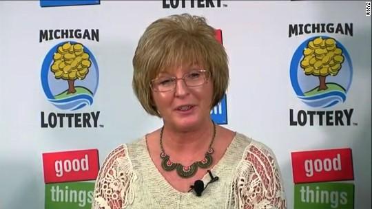 Michigan woman wins $310.5 million Powerball