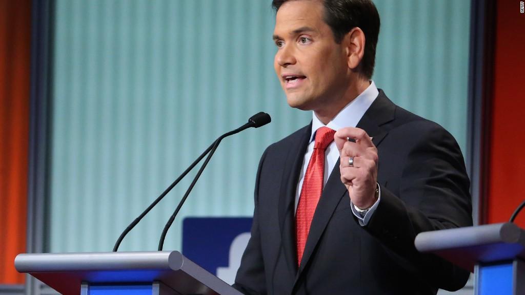 Marco Rubio defends abortion views to CNN's Chris Cuomo