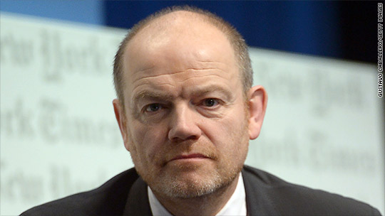 New York Times CEO Mark Thompson faces discrimination lawsuit