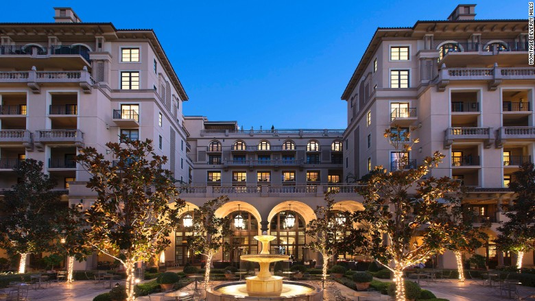 10 most expensive city hotels in the u s for Most luxurious hotel in los angeles